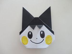 ポケモン折り紙31