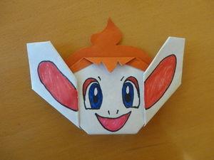 ポケモン折り紙7