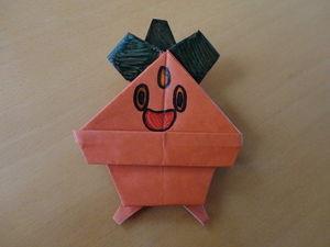 ポケモン折り紙8