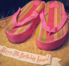 ブランド品のデザイン ケーキ1