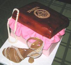 ブランド品のデザイン ケーキ24