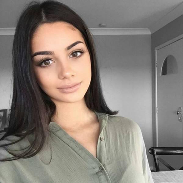海外美女28