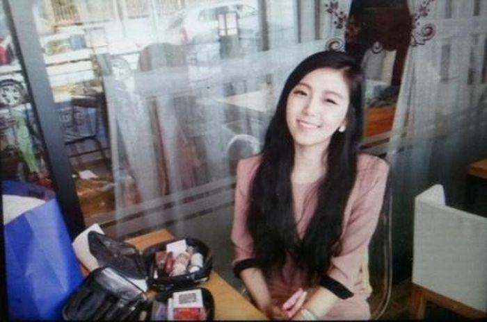 韓国で最も美しい女性警察官2