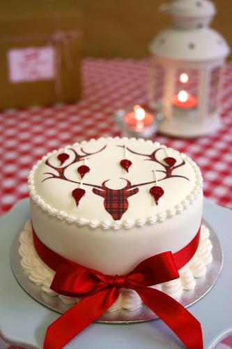 クリスマス ケーキ1