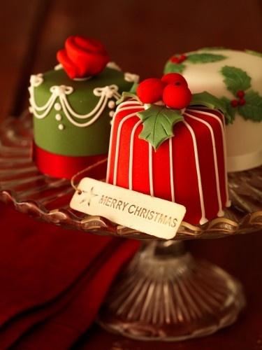 クリスマス ケーキ16