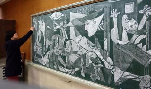 黒板アート18