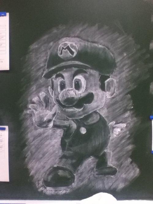 黒板アート4