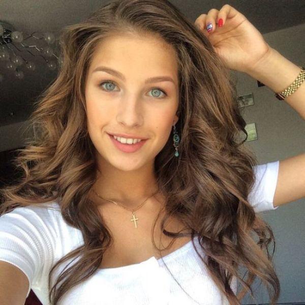 ロシアで最も美しい女性5