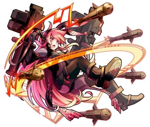 魔弾の射手 ルナ