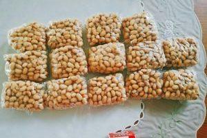 大量の納豆