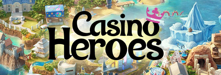 casinoheroes slots