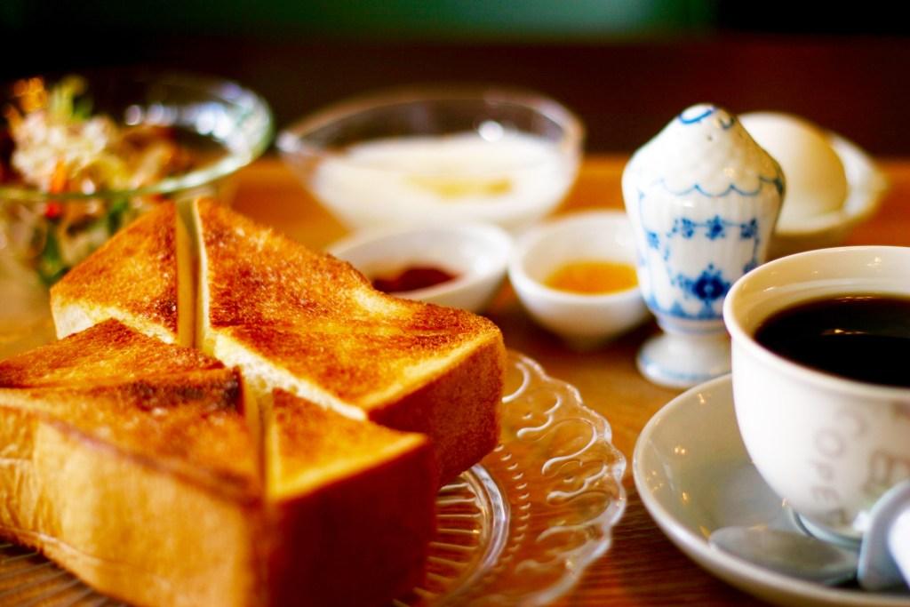 朝食 簡単