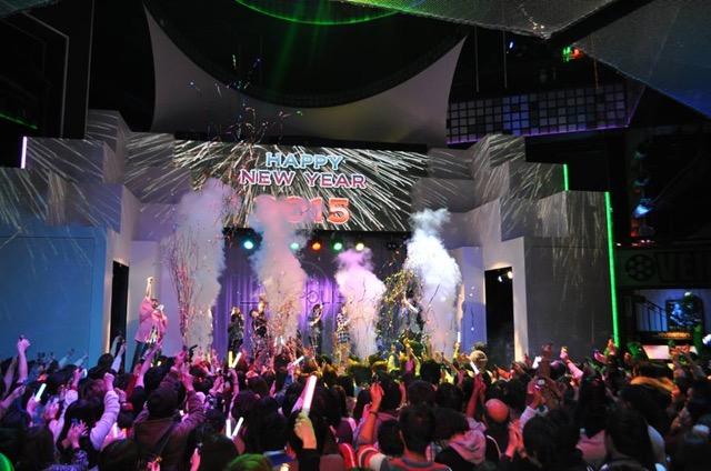 大晦日 イベント 東京