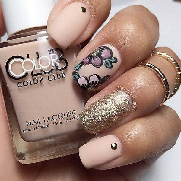 Dise os ideas y tendencias de u as 2016 nail art 2016 for Decoracion de unas verano 2015