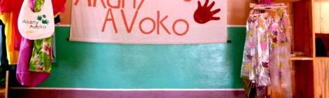Besök hos Akany Avoko