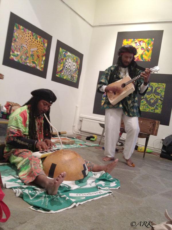Bokrelease Just Africa - Kilema_Nesta _kabosy _Clavier