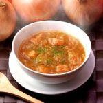 玉ねぎスープの人気レシピ!! 効果や効能は? ※はなまる