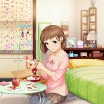 工藤忍SR<ハッピーマジシャン>特訓前画像