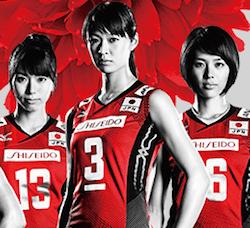 バレーボール全日本女子