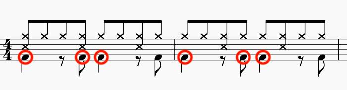 ボサノバドラム