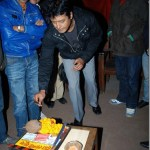 """Haat Lagyo Sunya"" – first comedy movie of Rajesh Hamal"