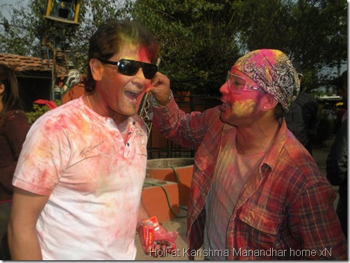holi at karishma manandhar house_112