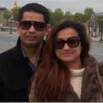 Rejina Upreti didn't get married, returned back to Nepal