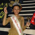 Supriya Maskey crowned Teen Miss World 2012