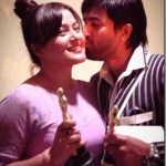 D Cine Award – Rekha Thapa and Jiwan Luitel best actors