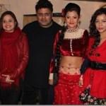 Sushma Karki celebrated birthday in her own restaurant