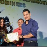 NFDC National Award nomination certificate handed over to the artists