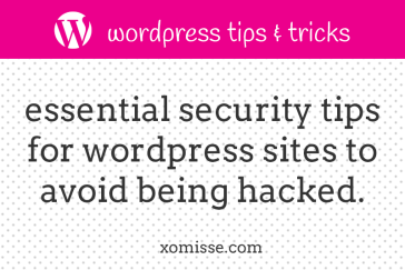 essential-security-wordpress-tips