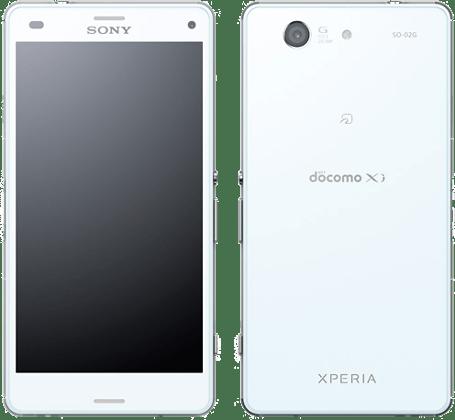 sony xperia z3 compact so 02g