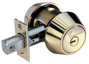 LOCK CHANGE HIGH SECURITY LOCK