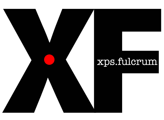 XPS-Fulcrum letters with name