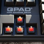 QPAD MK-70 review: a solid backlit mechanical keyboard with real Cherries in every box