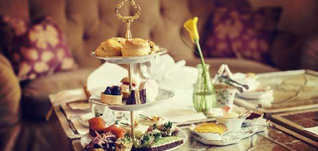 4 Elegant Los Angeles Stops For Afternoon Tea