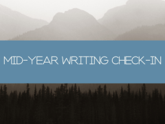 Mid-Year Writing Check-In