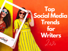 New Social Media Trends for Writers
