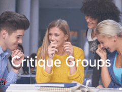 Open Versus Closed Writing Critique Groups