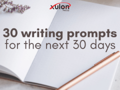 30 Writing Prompts for the Next 30 Days