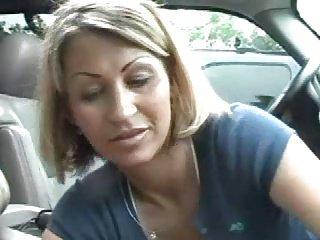 fucked through car window