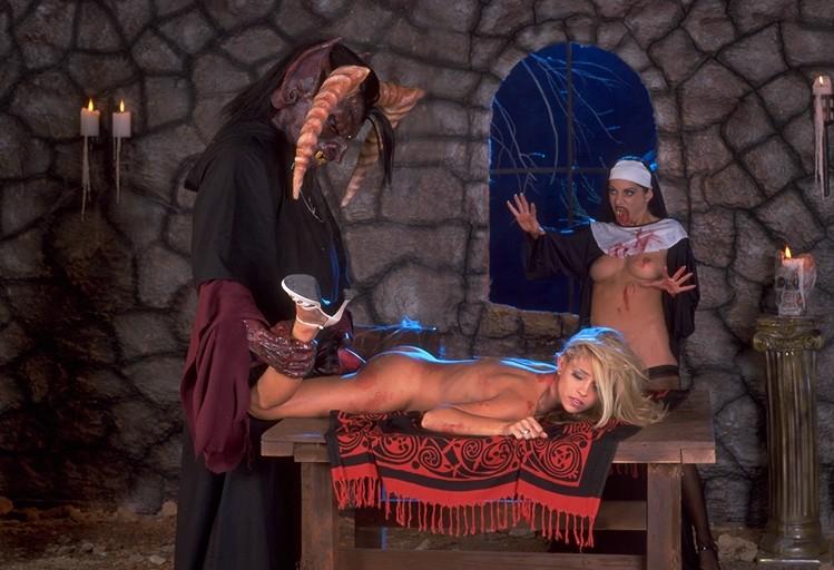 image Club satan the witches sabbath scene 1