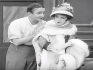 Charlot grande coquette (1914)