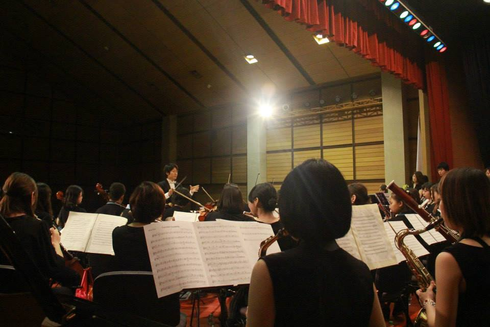 Borodin - Symphony No.2 (Worldship Orchestra & Angkor National Youth Orchestra))