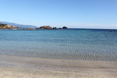 爪木崎の海岸