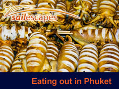 Eating out Phuket