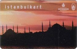 بطاقة اسطنبول العامة للمواصلات