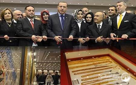 أكبر معرض في العالم للآثار التركية – الإسلامية