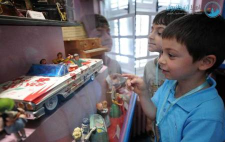 متحف ومعرض الألعاب في اسطنبول